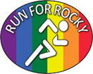 Run For Rocky Logo