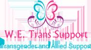 W.E. Trans Support Logo